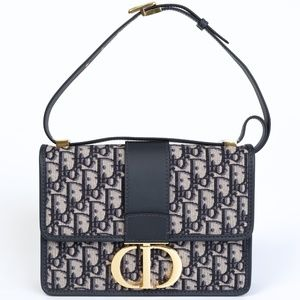 DIOR OBLIQUE 30 MONTAIGNE BAG